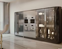 BIZZ_SK0002 - Sodobna kuhinja / Contemporary luxury kitchen Bizzotto - Iris