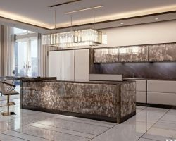BIZZ_SK0008 - Sodobna kuhinja / Contemporary luxury kitchen Bizzotto - Diamond