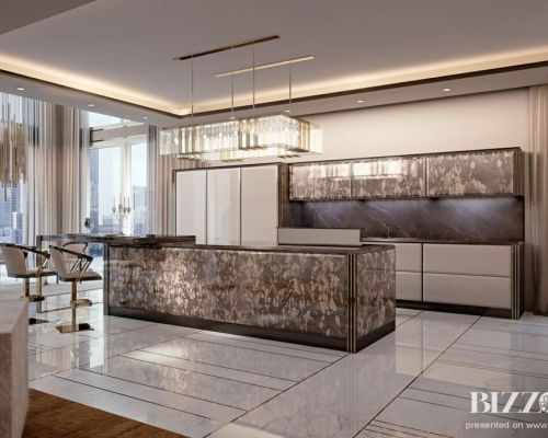 BIZZ_SK0008 - Sodobna luksuzne kuhinja / Contemporary luxury kitchen Bizzotto - 8