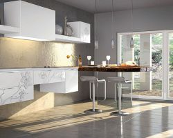 BIZZ_SK0013 - Sodobna kuhinja / Contemporary luxury kitchen Bizzotto - Maori