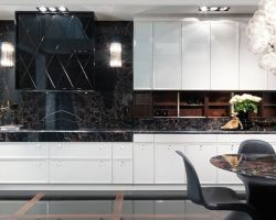 CAST_KU0015 - Sodobna stilna kuhinja /  Contemporary luxury kitchen Castagna Cucine - Deco